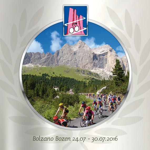 Giro delle Dolomiti 2016