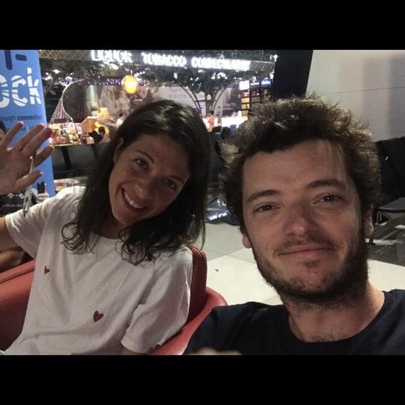 Mission de volontariat Cécile et Matthieu Emery.