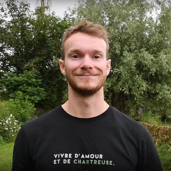 Mission de volontariat Maxime L.