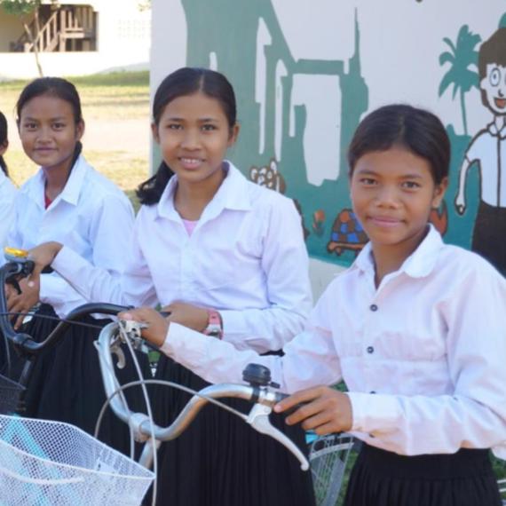 Preah Vihear à vélo : Tous en selle pour 2019