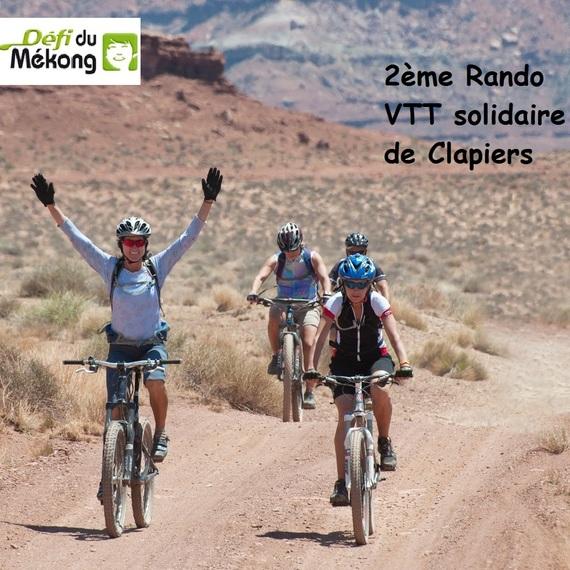 Randonnée VTT Solidaire