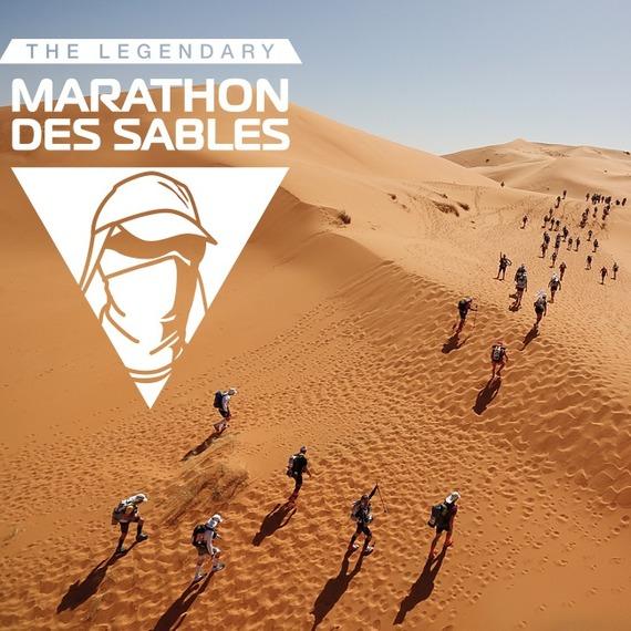 Marathon des sables solidaire