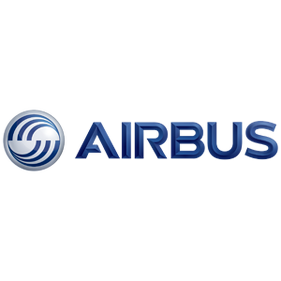 Airbus running team